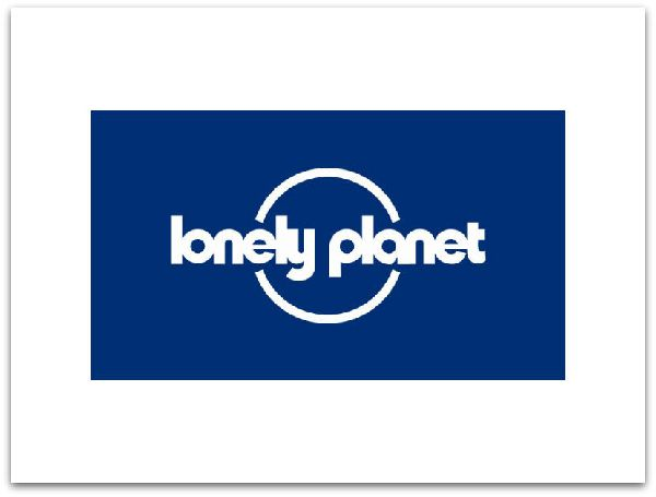 As featured by Lonely Planet
